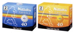 Nittaku Top Ball 2 Dozen