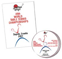 2007 World Championships Women's Singles